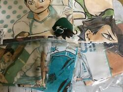 Haikyuu Large-format Towels Other 7 Set Lot From Japanex Condition