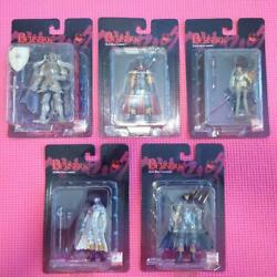 Berserk Mini Figure Collection Vol.1 Limited Edition Discontinued From Japan