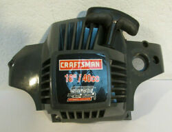 Craftsman 18in Chainsaw 2007 Recoil Starter Housing Assembly Ez Adjust Bar