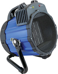 Portable Indoor Electric Room Space Ceramic Utility Heater Blower Garage Air Fan