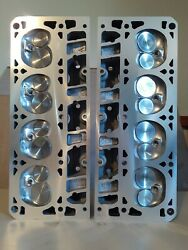 243 Stainless Steel .660 Dual Psi 6.0 5.3 4.8 Cylinder Heads Ls1 Ls2 Ls6 243