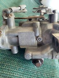 M151 Mutt. Military. Zenith Single Barrel Carb. Rebuilt, Ready To Go
