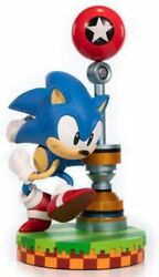 Sonic The Hedgehog Pvc Statue 28 Cm - First 4 Figures