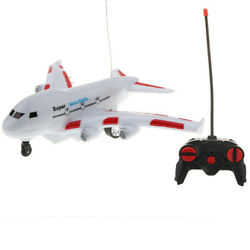 Battery Operated Rc Vehicles Toy Remote Control Aerobus Airplane