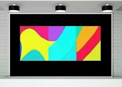 Painting,'color Eclipsed Bird In 3 Parts', Acrylic,on Canvas Boards-free Ship