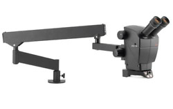 Leica Microsystems 10450311 A60 F Stereo Microscope With Flex Arm Stand