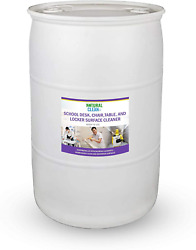 Hypochlorous Acid Professional School Surface Cleaner 55-gallons, Ready-to-use