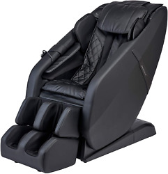 Fr-6ksl Massage Chair, Full Body Shiatsu L-track Rolling System With Built In He