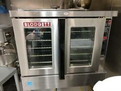 Blodgett Zephaire-200 E Electric Stainless Steel Convection Oven-83010