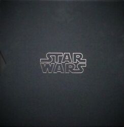 Star Wars Ultimate Vinyl Collection 2016 Sony Classical 6xlp Vinyl Box New