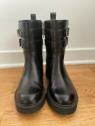 Givenchy women Black boots $650.00