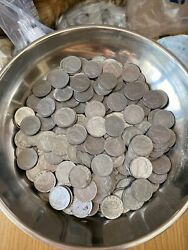 Kingdom D'italia Stock 290 Coins 20 Cent Empire Years Various Peso 2.6lbs