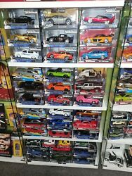 Fast And Furious Car Collection Jada Toys Diecast