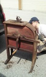 Vintage Hench And Dromgold Manufacturers York Pa No. 3 Corn Sheller - Hand Crank