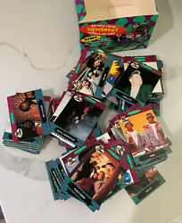 Vtg Yo Mtv Raps 1991 Pro Set Update Series Trading Cards Almost 400 Cards In Box