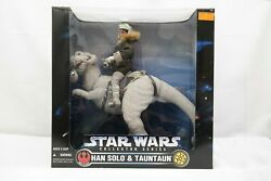 Star Wars Collector Series 12 Han Solo And Tauntaun 1997 Kenner Figure Ty