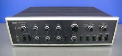 Sansui Integrated Amplifier Au-9500 Ac100v Working Properly C3884