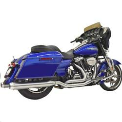 Bassani Manufacturing 1f66ss True-dual Exhaust System