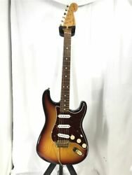 Fender Electric Guitar Stevie Ray Vaughan Stratocaster C1813