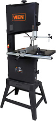 3966t 14-inch Two-speed Band Saw With Stand And Worklight