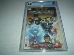 War Of The Realms New Agents Of Atlas 1 Cgc 9.8