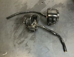 Harley 02 Sportster Hand Controls