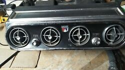 1966 Ford Mustang Underdash Air Conditioner, Compressor Fairlane