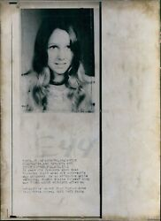 1973 Sharon Elaine Holmes Died Attacked By Alligator Fl People Photo 8X10