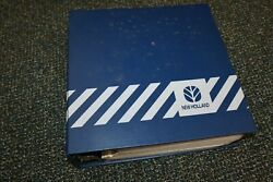 Ford New Holland Versatile Designation 6 Tractor Service Manual And 1156 Manuals