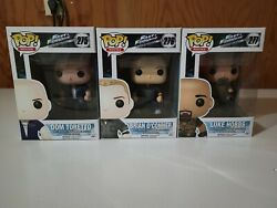 Funko Pop 275 276277 Fast And Furious