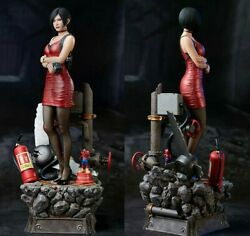Ada Wong Action Figure Biohazard Resident Evil 1/4 Model Painted Statue Cast Off