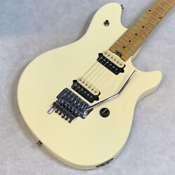 Electric Guitar Peavey 1998 Evh Wolfgang Special Used White Basswood Maple
