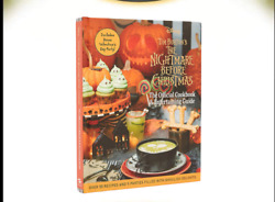 The Nightmare Before Christmas The Official Cookbook 2021 New