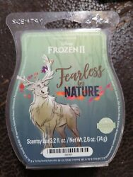 Scentsy Bars Disney Frozen 2 Fearless By Nature Limited Edition