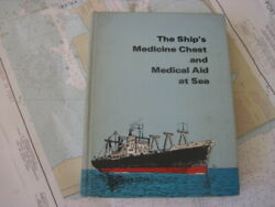 The Ships Medicine Chest And Medical Aid At Sea Vintage