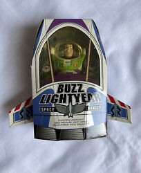 Comic Con 2009 Exclusive Toy Story Buzz Lightyear Andy Chase 3-3/4andrdquo Figure Sdcc