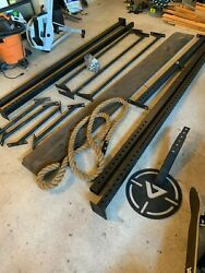 Crossfit Rig And Functional Fitness Station