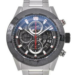 Tag Heuer Carrera Car2a1w-0 Ss Date Chronograph Automatic Men's Watch I106577