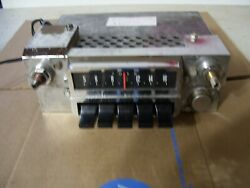 66 1966 Mustang Radio Good Working And Warranty 64 65 Model 6tpz