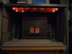 Furnace Freddy Krueger Diorama 1/6 Scale For 12 Inch Action Figure