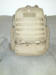 Camelbak Bfm Jump Coyote Brown Tactical Hydration Backpack Excellent Condition