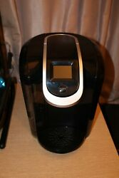 Keurig K2.0 300 Programmable Coffee Maker Touch Display 60oz Water Tested Works