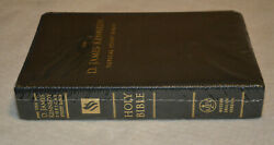 D James Kennedy Topical Study Bible Modern English Version 2015 Bonded Leather
