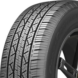 4 New 285/45r22xl Continental Cross Contact Lx25 Suv/crossover All-season Tires
