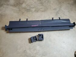 1996 - 2002 Toyota 4runner Rear Cargo Cover Privacy Shade - Blue Oem