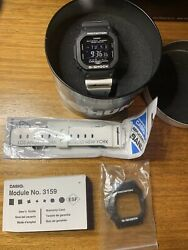 Casio G Shock X The Hundreds Gw-5610th Limited Edition With New Band And Bezel