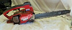 """Homelite Super 2 Automatic Oiling Chainsaw 16"""" Bar"""