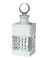 Waterford London Square White Decanter Lead Crystal 25oz 40018769 New