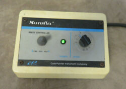 Masterflex Solid State Speed Control - Used