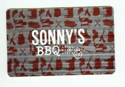 Sonny's Bbq Gift Card Restaurant - Local Pitmasters Since 1968 - No Value